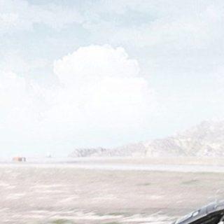 乗り物車銀の iPhone4s 壁紙