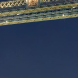風景橋の iPhone4s 壁紙