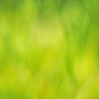 模様黄緑ぼかしの iPhone4s 壁紙