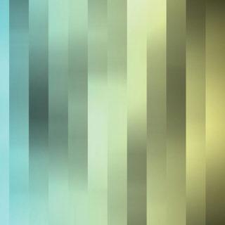 模様水色黄黒の iPhone4s 壁紙