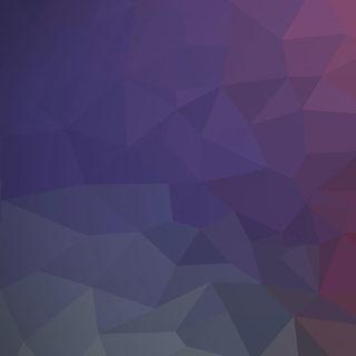 模様紫の iPhone4s 壁紙