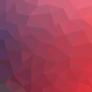 模様赤紫の iPhone4s 壁紙