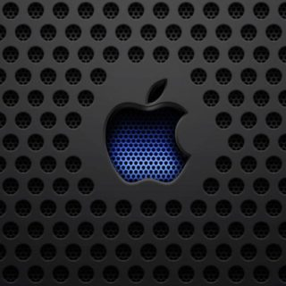 Apple黒青