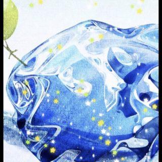 水 星の iPhone5s / iPhone5c / iPhone5 壁紙
