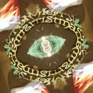 クリスマス 帽子の iPhone5s / iPhone5c / iPhone5 壁紙