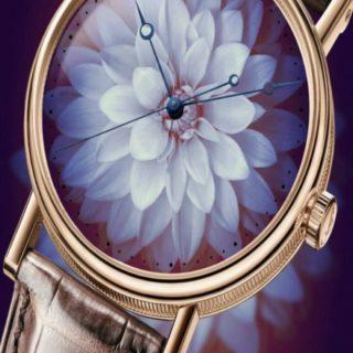 花 腕時計の iPhone5s / iPhone5c / iPhone5 壁紙