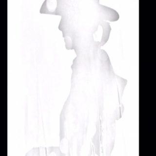 シルエット 男性の iPhone5s / iPhone5c / iPhone5 壁紙