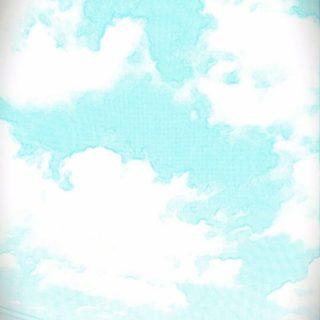 空 風景の iPhone5s / iPhone5c / iPhone5 壁紙