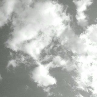 空 雲の iPhone5s / iPhone5c / iPhone5 壁紙
