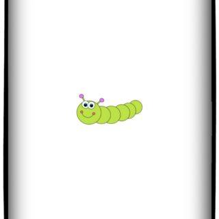 いもむし イラストの iPhone5s / iPhone5c / iPhone5 壁紙