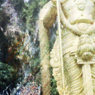 銅像 黄金の iPhone5s / iPhone5c / iPhone5 壁紙