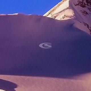 風景自然雪の iPhone5s / iPhone5c / iPhone5 壁紙