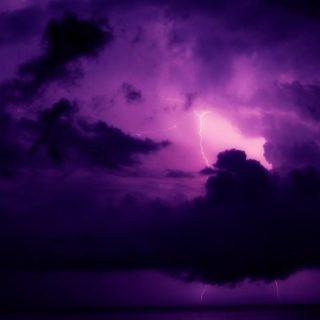 風景夜空の iPhone5s / iPhone5c / iPhone5 壁紙