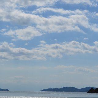 風景空海の iPhone5s / iPhone5c / iPhone5 壁紙