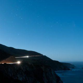 風景島海青の iPhone5s / iPhone5c / iPhone5 壁紙