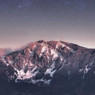 風景山行きの iPhone5s / iPhone5c / iPhone5 壁紙