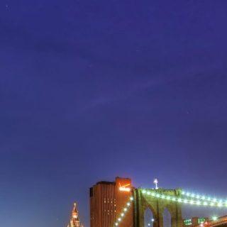 風景都会の iPhone5s / iPhone5c / iPhone5 壁紙
