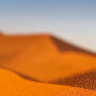 風景砂漠の iPhone5s / iPhone5c / iPhone5 壁紙