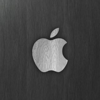 Apple板黒の iPhone5s / iPhone5c / iPhone5 壁紙