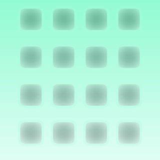 棚緑の iPhone5s / iPhone5c / iPhone5 壁紙