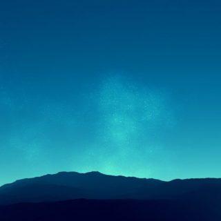 風景山の iPhone5s / iPhone5c / iPhone5 壁紙