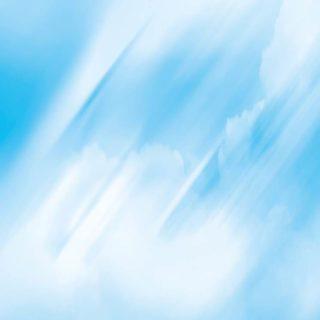 風景空青の iPhone5s / iPhone5c / iPhone5 壁紙