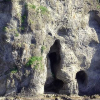 風景岩山の iPhone5s / iPhone5c / iPhone5 壁紙