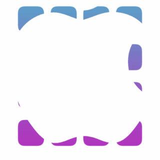 棚Apple紫の iPhone5s / iPhone5c / iPhone5 壁紙