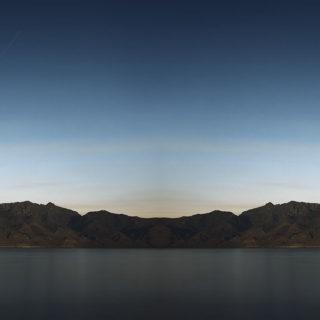 風景島の iPhone5s / iPhone5c / iPhone5 壁紙