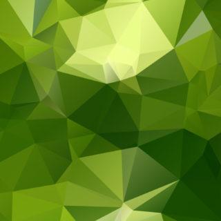 模様緑の iPhone5s / iPhone5c / iPhone5 壁紙