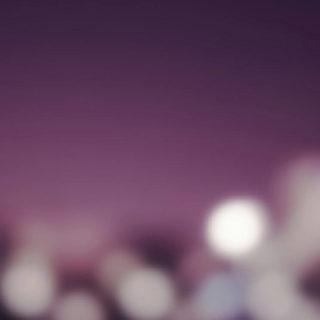風景紫の iPhone5s / iPhone5c / iPhone5 壁紙