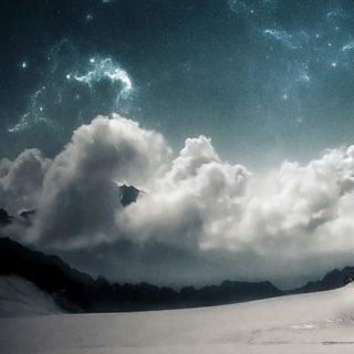 風景空の iPhone5s / iPhone5c / iPhone5 壁紙