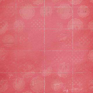 赤楽譜音符の iPhone5s / iPhone5c / iPhone5 壁紙
