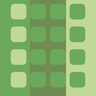 棚緑可愛い女子向けの iPhone5s / iPhone5c / iPhone5 壁紙