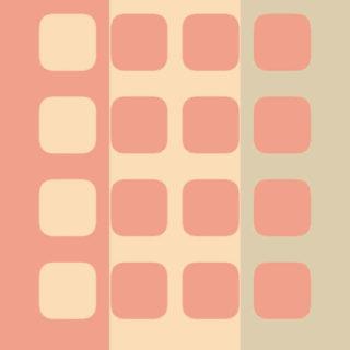 棚桃可愛い女子向けの iPhone5s / iPhone5c / iPhone5 壁紙