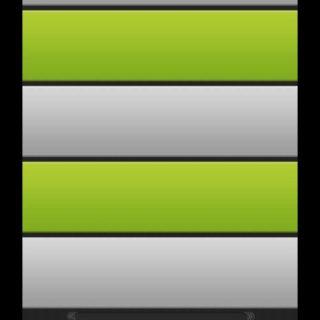 棚緑黒白クールの iPhone5s / iPhone5c / iPhone5 壁紙