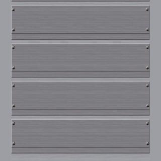 棚灰シンプルの iPhone5s / iPhone5c / iPhone5 壁紙