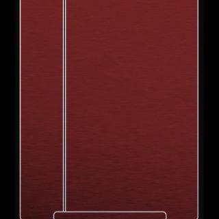 棚赤黒クールシンプルの iPhone5s / iPhone5c / iPhone5 壁紙