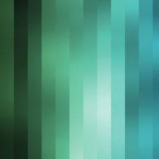 模様緑紺クールぼかしの iPhone5s / iPhone5c / iPhone5 壁紙