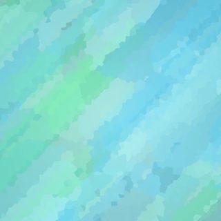 模様イラスト青緑の iPhone5s / iPhone5c / iPhone5 壁紙