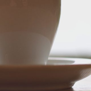 インテリアコーヒーカップの iPhone5s / iPhone5c / iPhone5 壁紙
