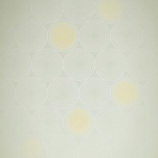 模様グラデーション丸黄の iPhone5s / iPhone5c / iPhone5 壁紙