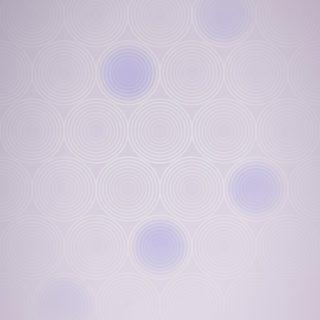 模様グラデーション丸青紫の iPhone5s / iPhone5c / iPhone5 壁紙