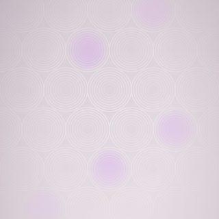 模様グラデーション丸紫の iPhone5s / iPhone5c / iPhone5 壁紙