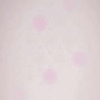 模様グラデーション丸桃の iPhone5s / iPhone5c / iPhone5 壁紙