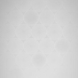模様グラデーション丸灰の iPhone5s / iPhone5c / iPhone5 壁紙