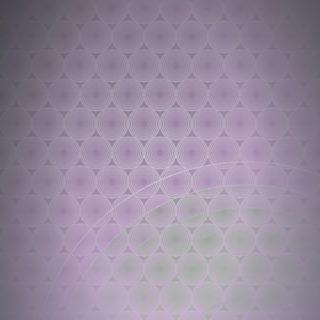 ドット模様グラデーション丸桃の iPhone5s / iPhone5c / iPhone5 壁紙