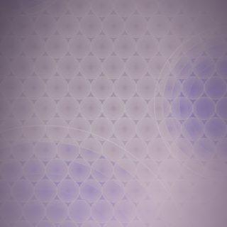 ドット模様グラデーション丸紫の iPhone5s / iPhone5c / iPhone5 壁紙