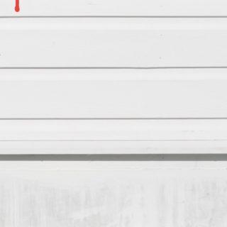 棚水滴赤の iPhone5s / iPhone5c / iPhone5 壁紙
