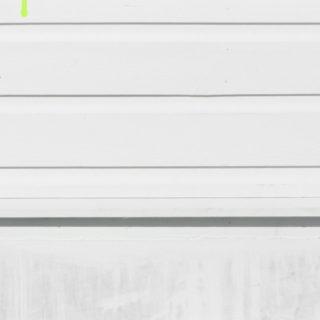 棚水滴黄緑の iPhone5s / iPhone5c / iPhone5 壁紙